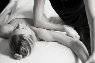 Stretch Massage techniques by Well Being Massage Therapies, London