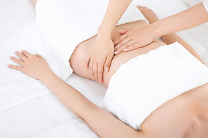 Manual Lymphatic Drainage treatment by Well Being Massage Theapies, London