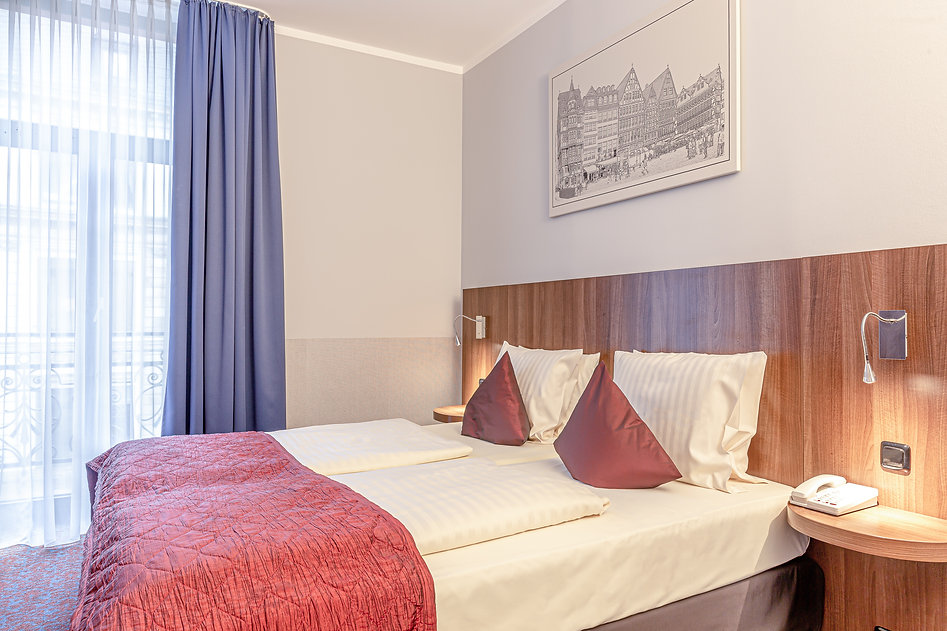 Ramada Hotel Frankfurt Doppelzimmer