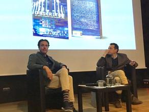 """Lançamento do livro """"O Escritor que queria escrever o seu primeiro livro"""" em Évora."""