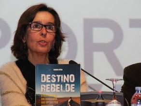 Lançamento do livro Destino Rebelde em Portel