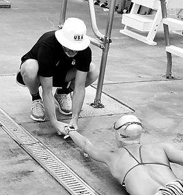 Jarrod Evans Triathlon Swim Specialist
