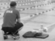 Elite Triathlon Swim Coach, Jarrod Evans