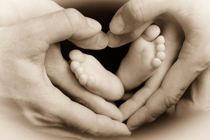 De la grossesse de maman à la naissance de bébé, rencontre avec Juliette !