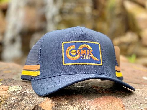 CUSTOM COSMIC RETRO MOTO HAT