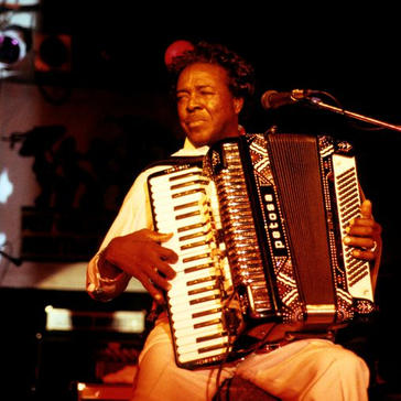 Guy with Accordion