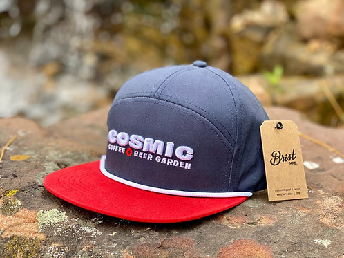 COSMIC CUSTOM RED/WHITE/BLUE HAT