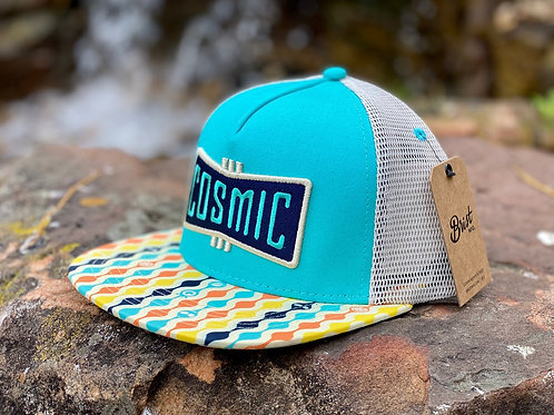 COSMIC CUSTOM PRINT HAT