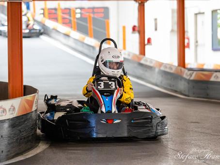 Lepri e Marchi (Mugello Karting 2) vincono la 2H Endurance di Affi!!