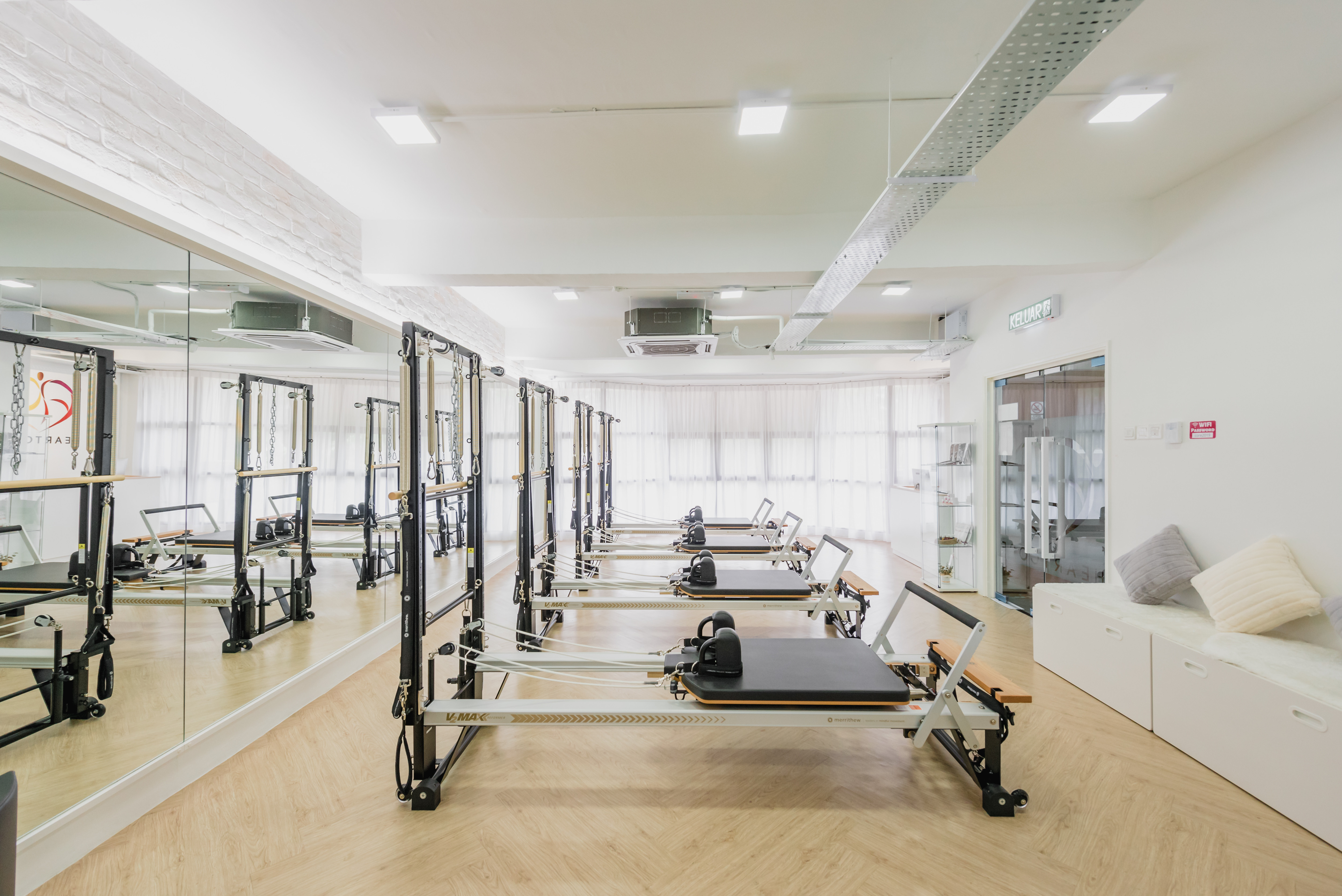 Trial Group Reformer