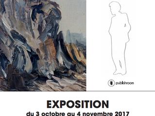 """Affiche de l'exposition """"Un certain Richard Blot"""""""