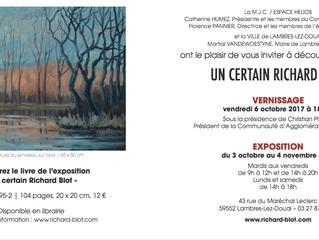 Exposition du 3 octobre au 4 novembre / Lambres-Lez-Douai