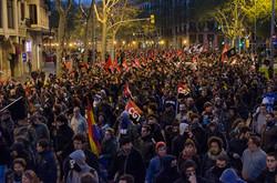 Huelga general 29M de 2013 en Barcelona01