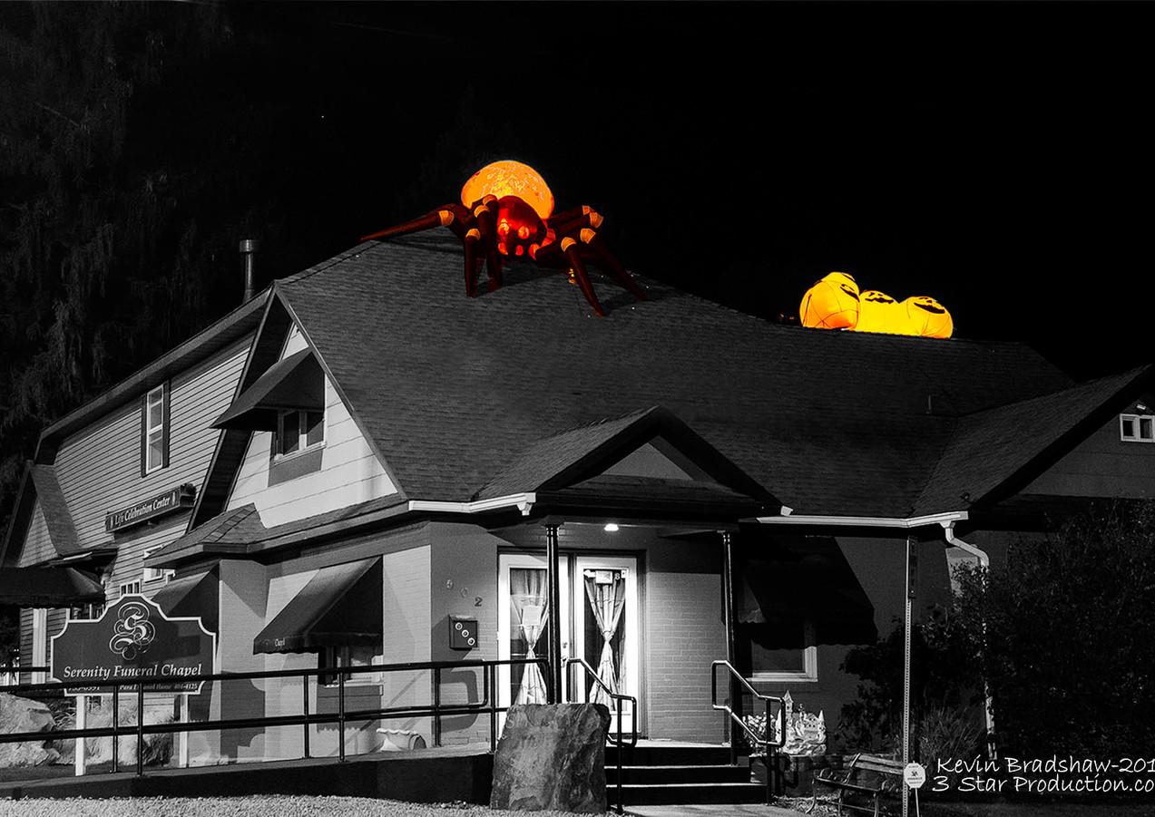 Serentiy Funeral - Halloween