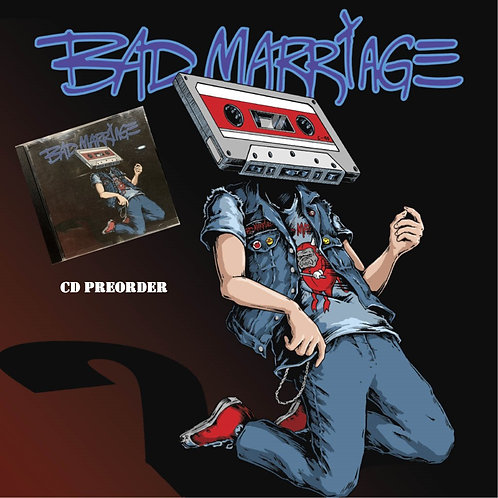 BAD MARRIAGE 2-CD