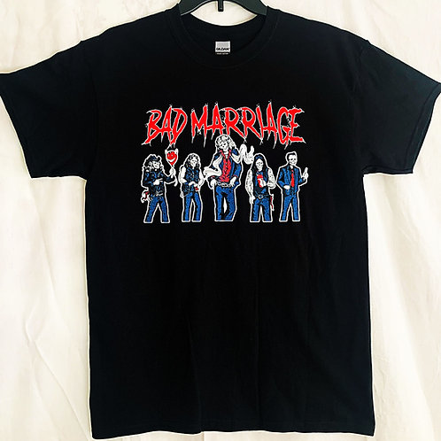 BAD MARRIAGE - BAD BLOOD T-SHIRT