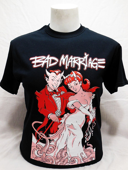 "BAD MARRIAGE ""GIVE UP YOUR VOWS"" TOUR T-SHIRT"