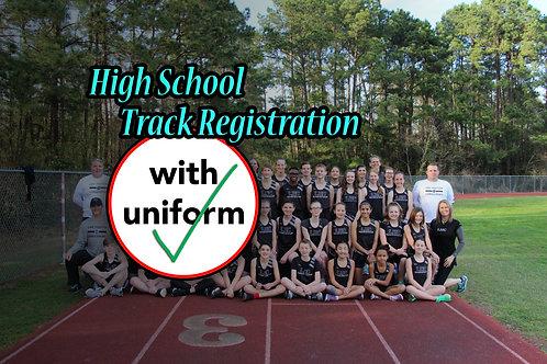 HIGH SCHOOL Track Reg WITH Uniform