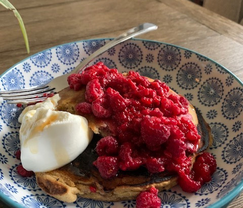 Blender Pancakes-Say What?