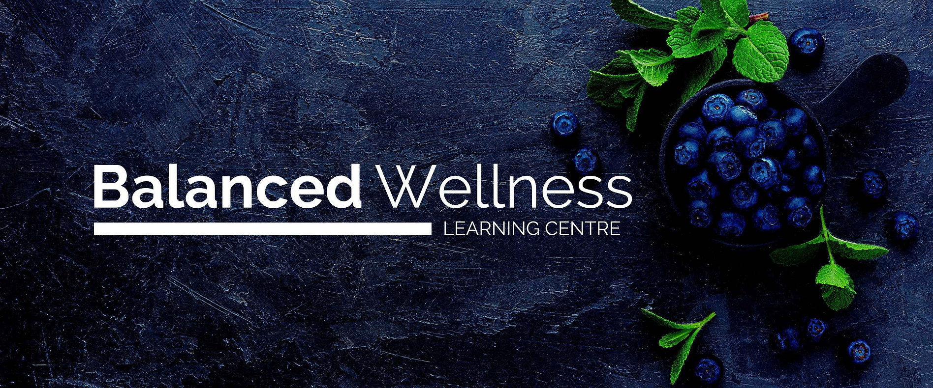Balanced Wellness Learning Centre Cover