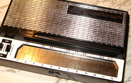 Space Oddity, Anyone? The Dübreq Stylophone.