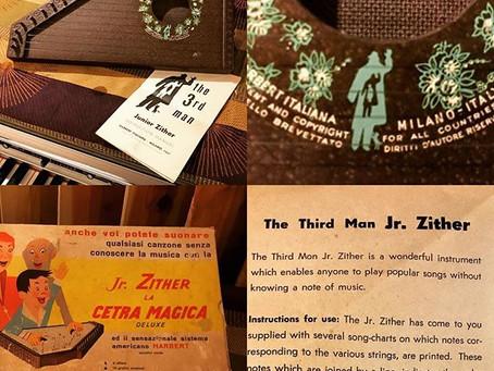 Harbert Jr. Zither - 1949 - The Third Man