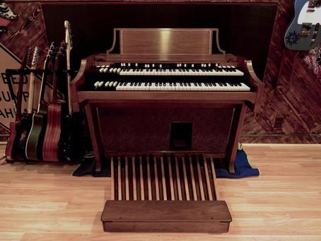 Hammond A100 Tube Organ - 1961