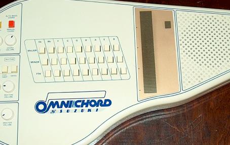 Suzuki OmniChord OM27 - 1981