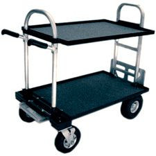 MAGLINER JUNIOR TROLLEY WITH VEHICLE RAMPS
