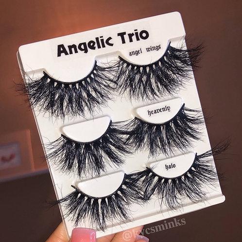 ANGELIC TRIO (mink)