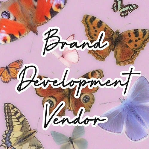 Brand Development Vendor