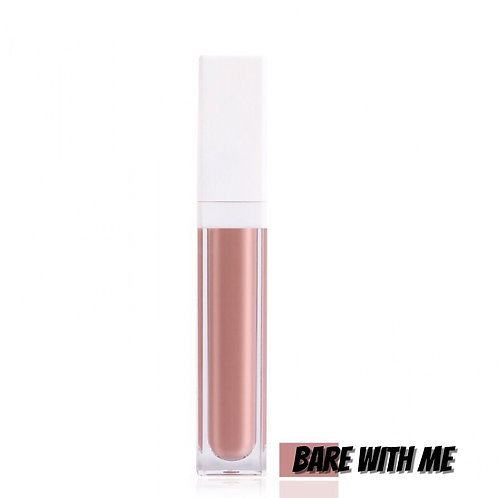 """Bare With Me"" gloss"