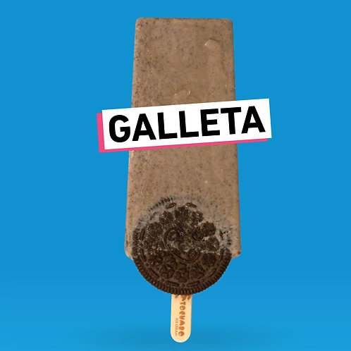 Galleta Paleta (Cookies & Cream Paleta)