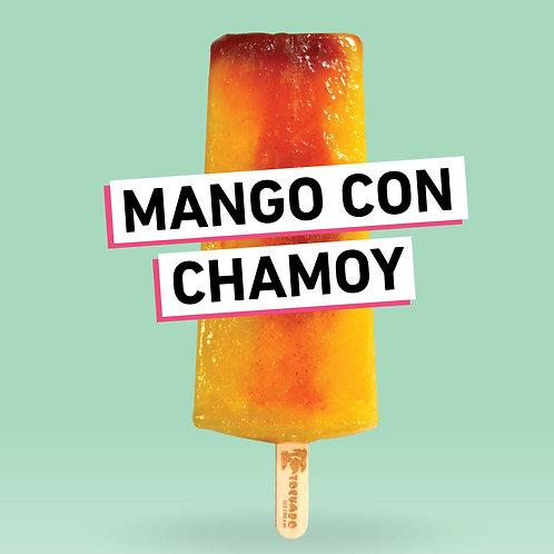 Mango Chamoy Paleta (Mild)