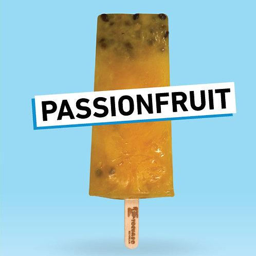Maracuya Paleta (Passionfruit Popsicle)