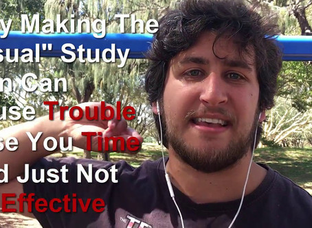 Study Plans Should Be Based On Results, Not Time