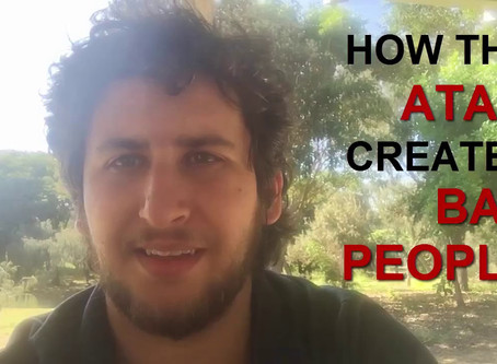 VIDEO: How The ATAR Creates Bad People