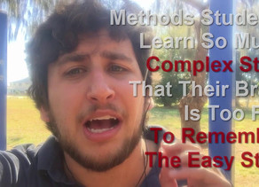 [VIDEO] Sometimes, Methods Students Are So Smart, That They're Dumb…