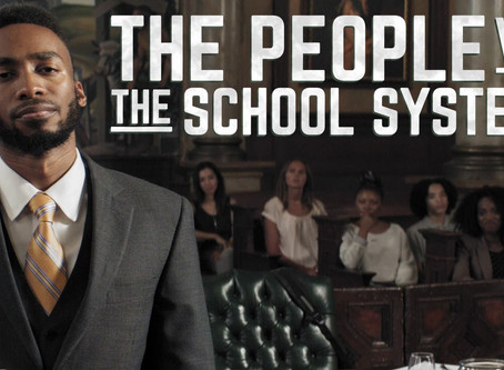 This guy just sued the school system, AND IT'S ABOUT TIME!
