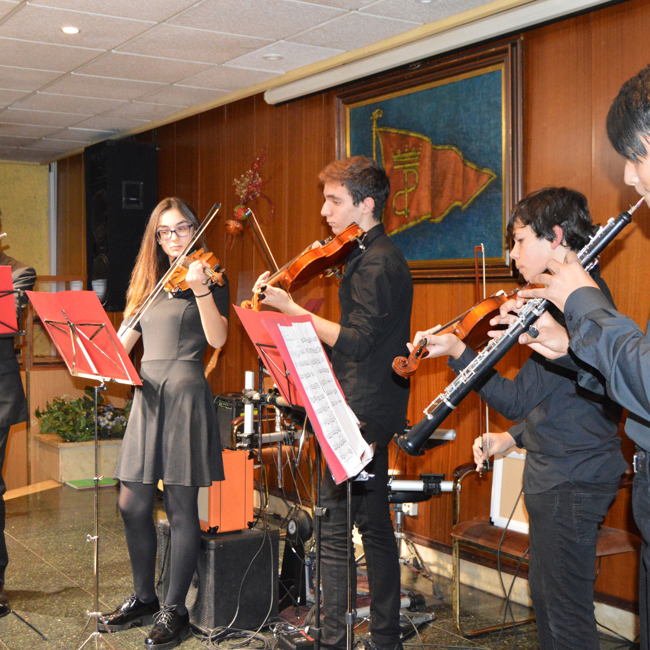 Gala musical en el Casino