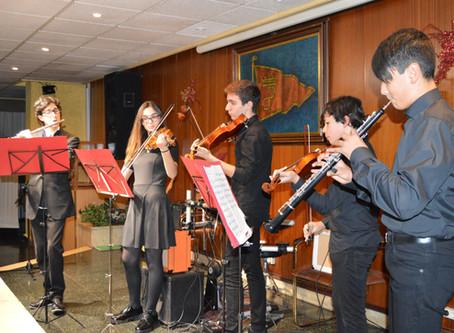 Gala musical en el Casino de León