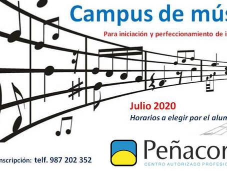 Campus de música