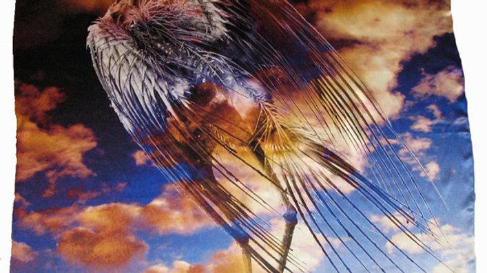 Dead Bird with Essex Sky Print