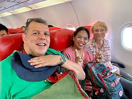 Mark, Natalie and wife Mogok Tour.jpg