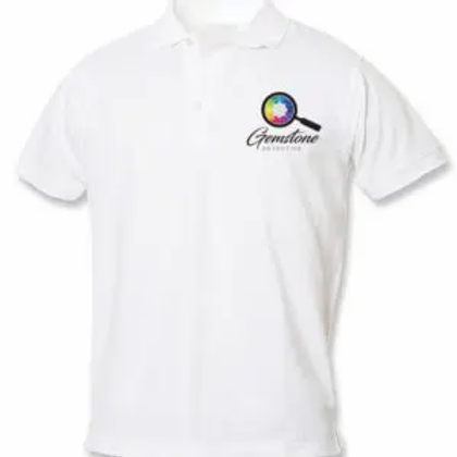 Gemstone Detective polo-shirts