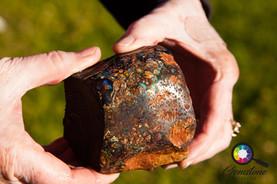 Looking at Matrix opal in Australia.jpg