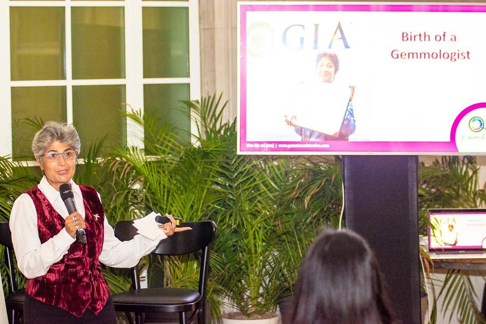 Gemstone Talks by Kim Rix | www.gemstonedetective.com