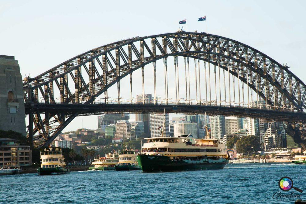 Sydney Harbour Bridge | www.gemstonedetective.com