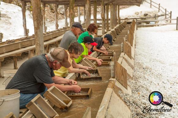 Tourists sluicing for gemstones, USA.jpg