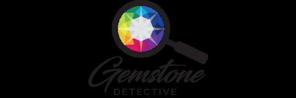 Gemstone Detective logo | www.gemstonedetective.com